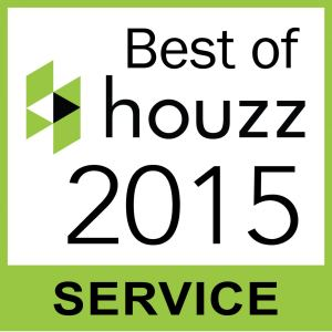 Best of Houzz Badge for 2015