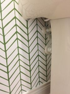 Wallcovering Installation, By Michelle, Houston