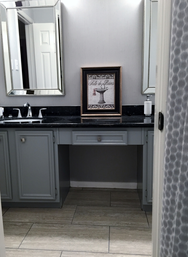 Remodel Of Previous Posted Job Is Complete